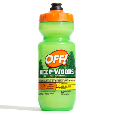 Off! Water Bottle
