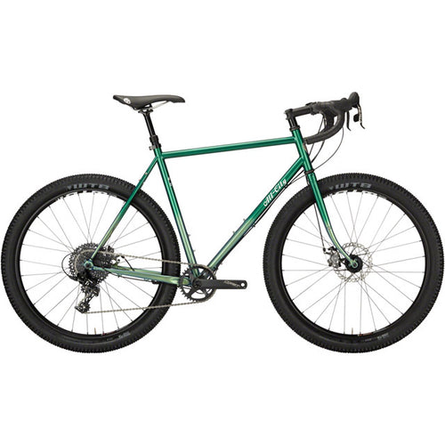 Gorilla Monsoon Bike 27.5 - Green Fade