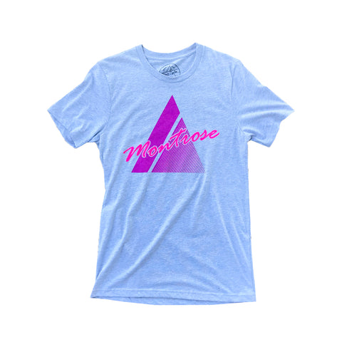 Montrose Tee - Pink/Purple/Heather