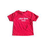 OG Toddler Tee - Red
