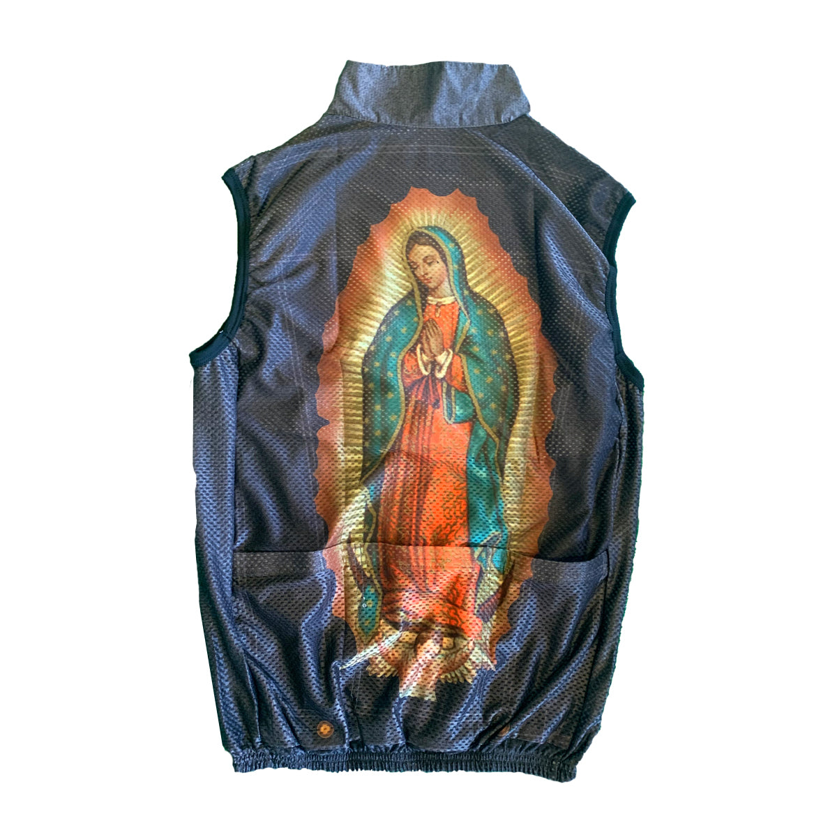 Our Lady Vest - Black