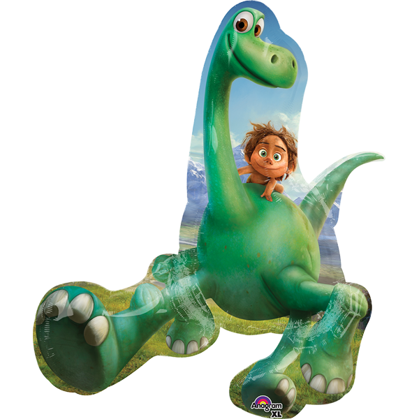Good Dinosaur SuperSh Globo Metálico