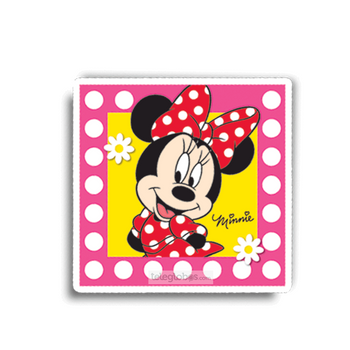 24 Servilletas Premium de Minnie Mouse
