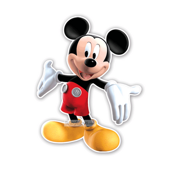 Adorno Movil Grande de Mickey