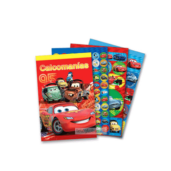 Blocks Stickers de Cars