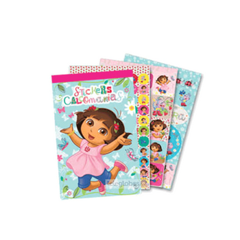 Blocks Stickers de Dora La Exploradora