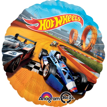 Hot Wheels 18 Pulgadas Globo Metálico