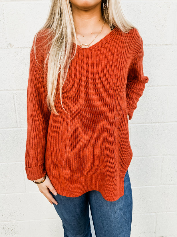 The Cross it Out Sweater
