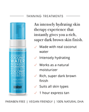 Coconut Super Dark Self Tanner