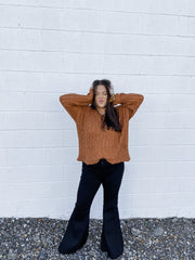 Allyce V-Neck Sweater