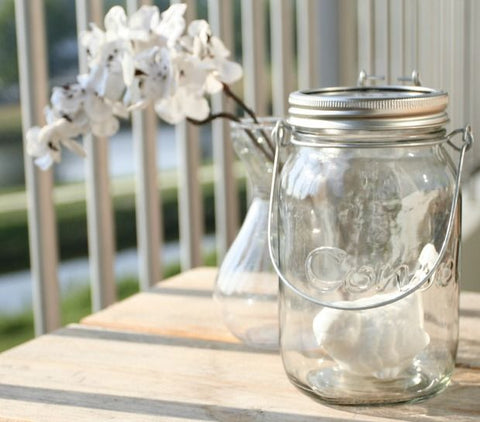 The ProHealth Shop Console Glass Jar