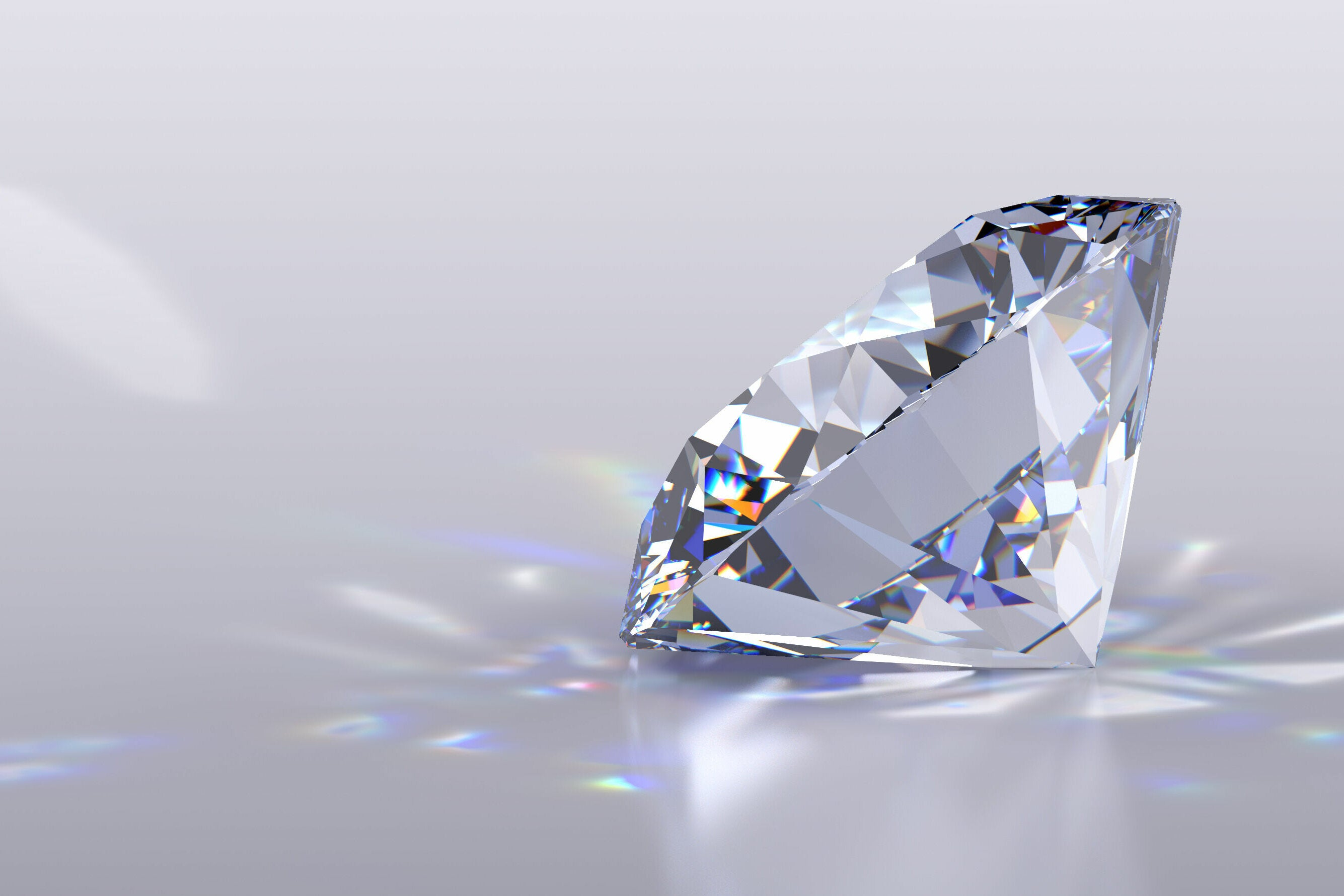 Diamond Quality Guide: How To Buy The 4 C's Diamonds.