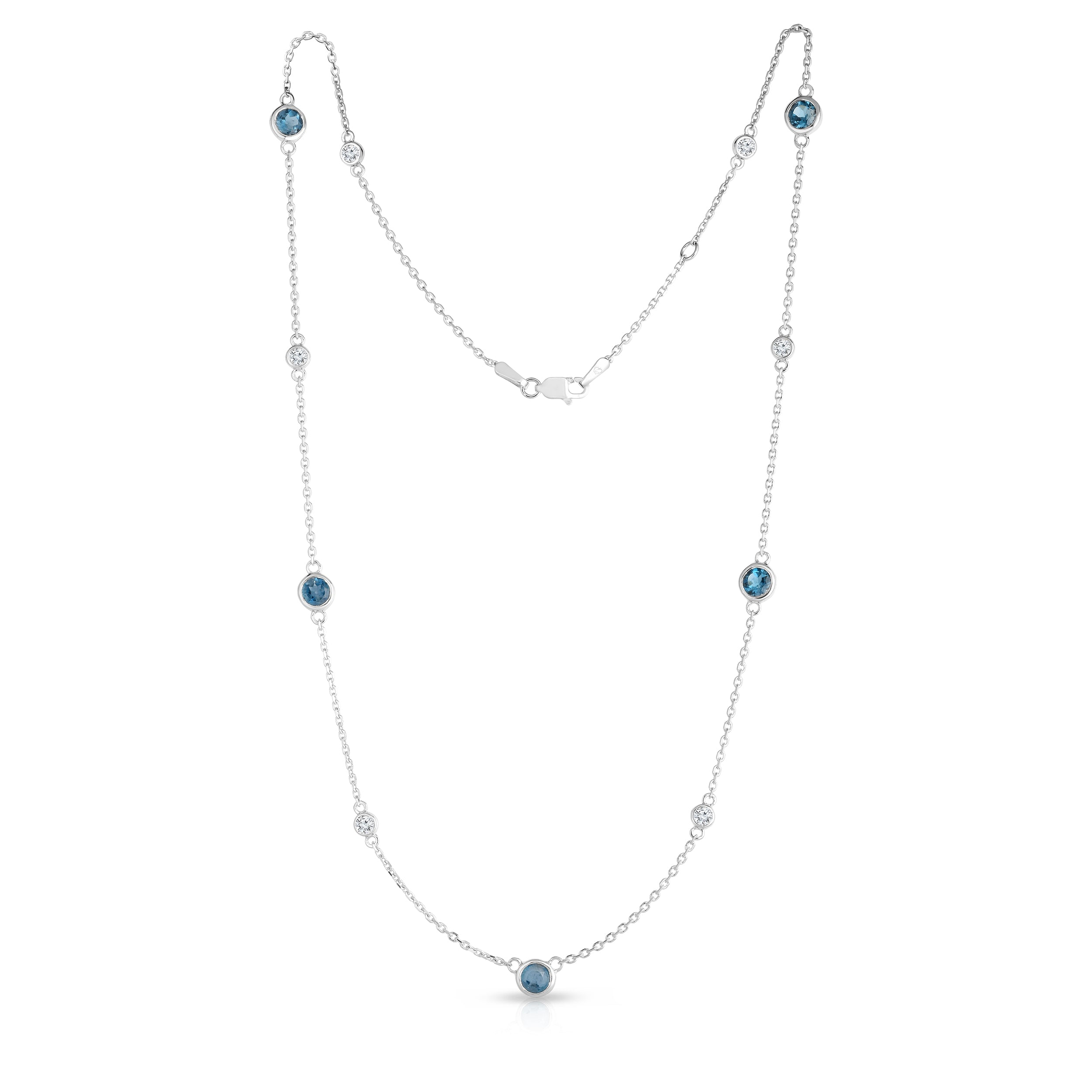 necklace long mariacanale flapper station products