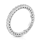 Noray Designs 14K White Gold Diamond (0.90-1.00 Ct, G-H Color, SI2-I1 Clarity) Eternity Band