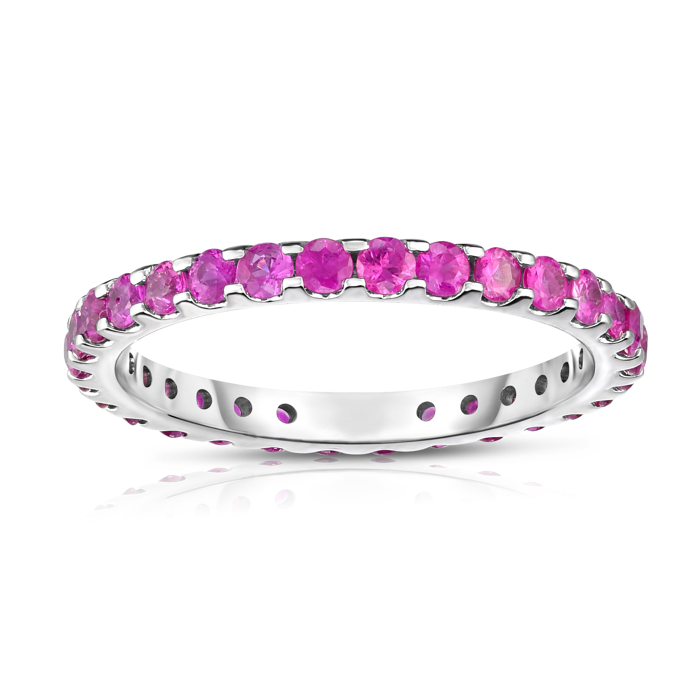 shopify silver melissa pink bangle products sapphire harris bracelet twiggy jewellery