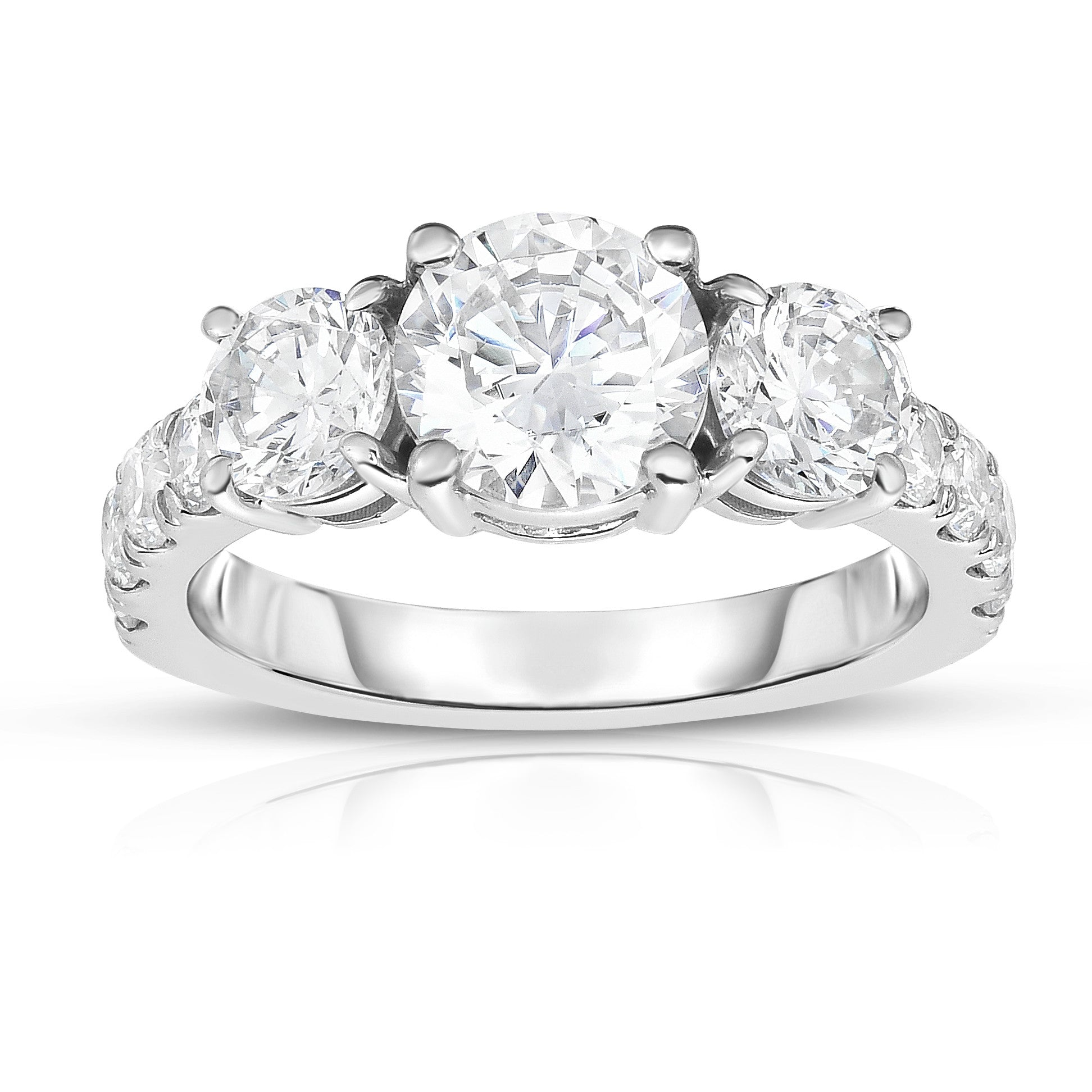 engagement princess solitaire berrys platinum cut diamond image gia ring certified rings