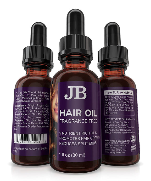 Best Essential Oils for Hair