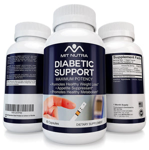 Diabetic Support With White Mulberry Leaf - MIT Nutritions