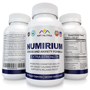 NUMIRIUM ANXIETY - MIT Nutritions