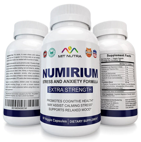 NUMIRIUM ANXIETY