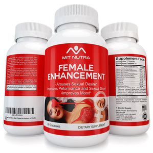Female Sexual Enhancement - MIT Nutritions
