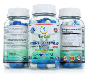 Horny Goat Weed - MIT Nutritions