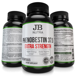 PHENOBESTIN 37.5 ES by JB NUTRA - MIT Nutritions