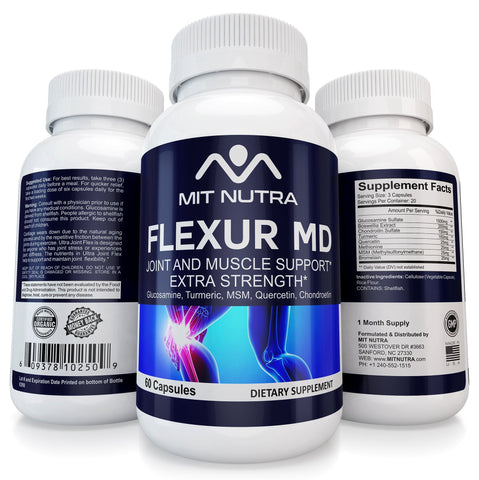 FLEXUR MD - Joint and Muscle Support