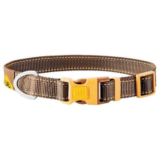 Classic Brown Webbing Collar Browning