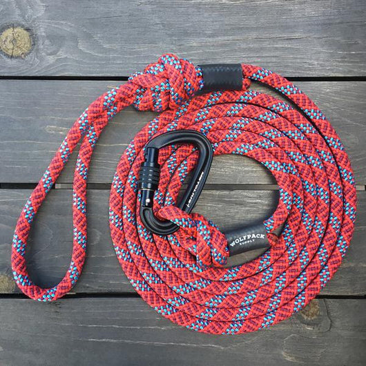 Maple Big Locking Carabiner Leashes