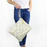Hobo Bag Gold Tribal