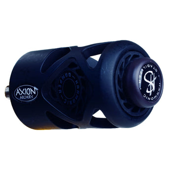Axion Archery Stabilizer in AAA-453B Black