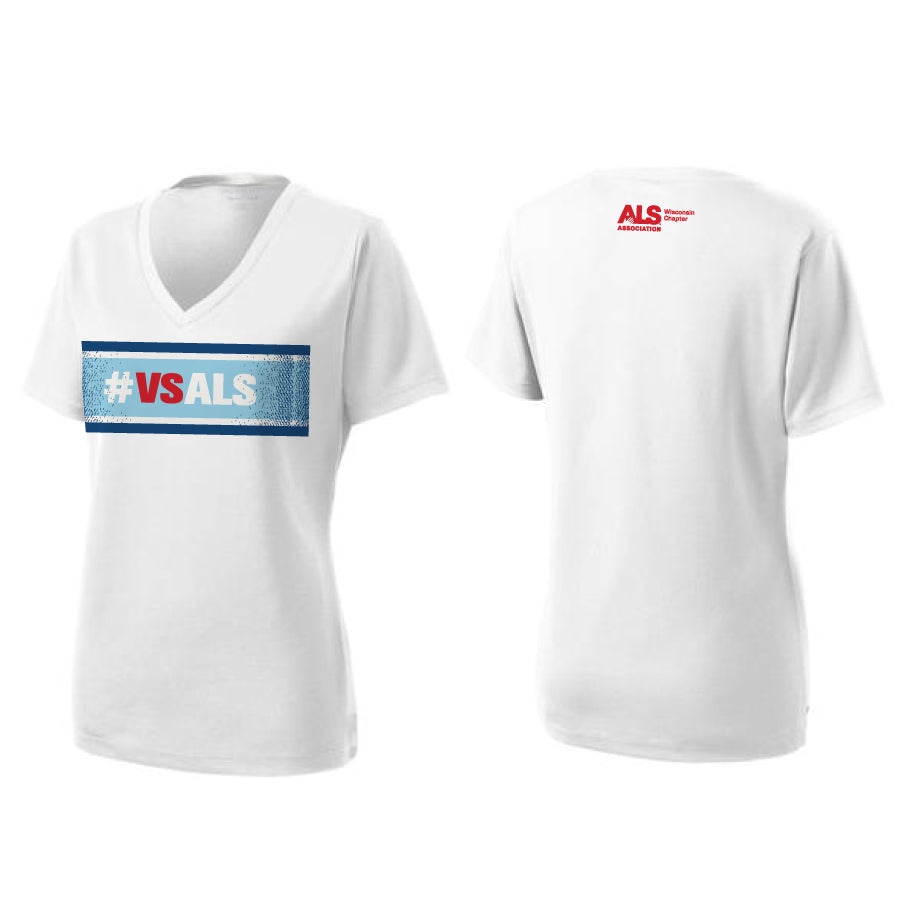 ALS Performance Technical T Shirt - Ladies