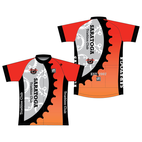 Saratoga SKIN COOLER BIKE JERSEY - MEN (BJ2) $86.00