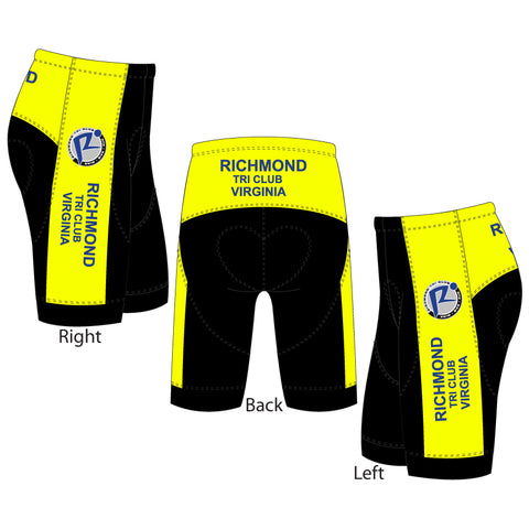 Richmond Cycling Short (High Vis) Men