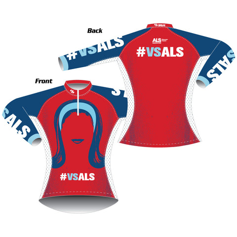 ALS Nordic Ski Top - Ladies (HB400)