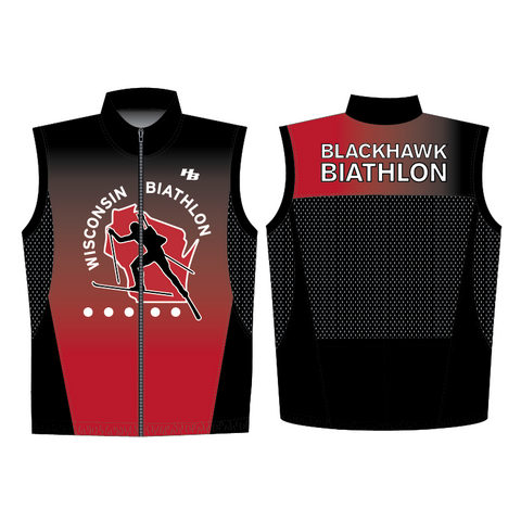 Wisconsin Biathlon Tech Vest