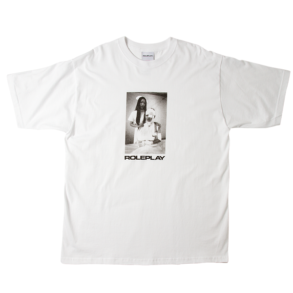 ROLEPLAY® X Romain Slocombe 'Broken Dolls' T-shirt