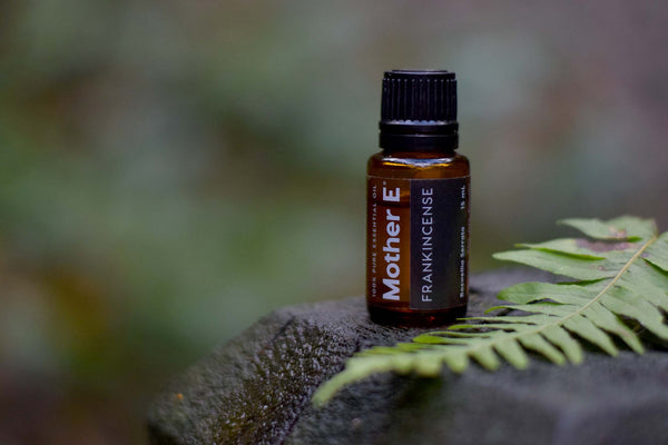 Frankincense Essential Oil for Body, Mind and Spirit