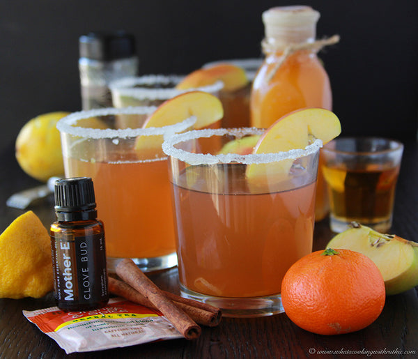 Make Delicious Orange Spice Wassail With Clove Bud Essential Oil
