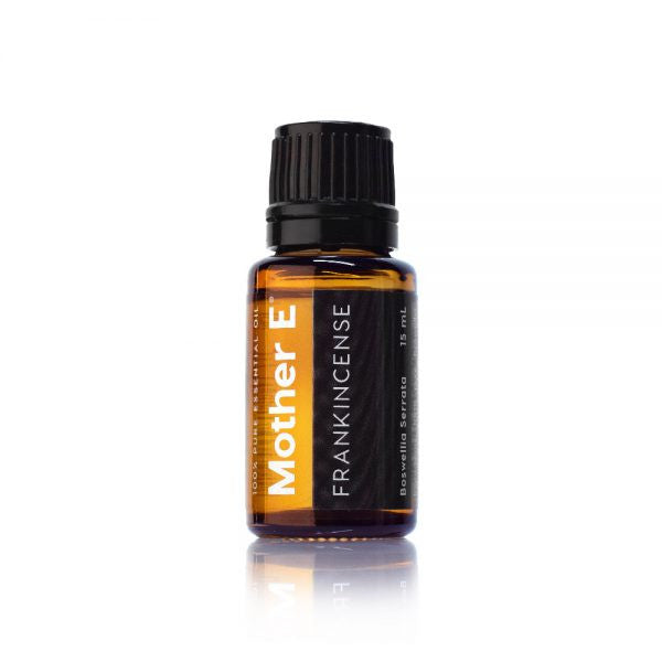Mother E Frankincense Essential Oil Pure Standard Bottle