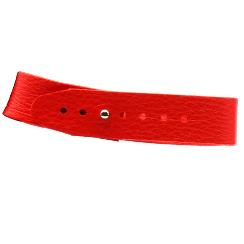 Anklet wide - Red 3000