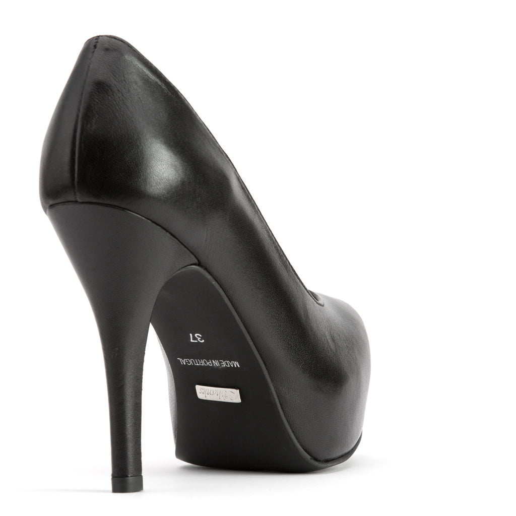 Ultra Comfortable High Heel Original Classic 12 - Black