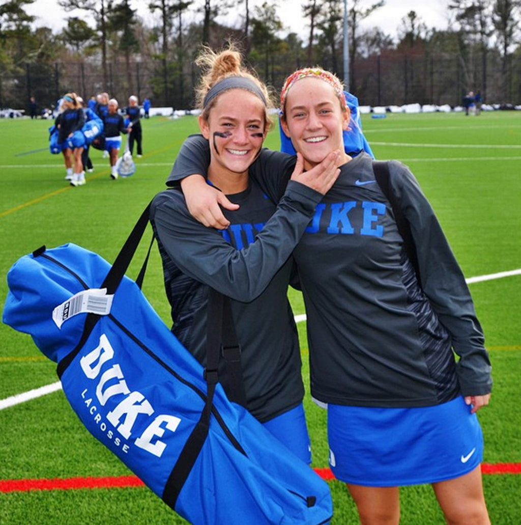 Duke Women's Lacrosse Gear Bag