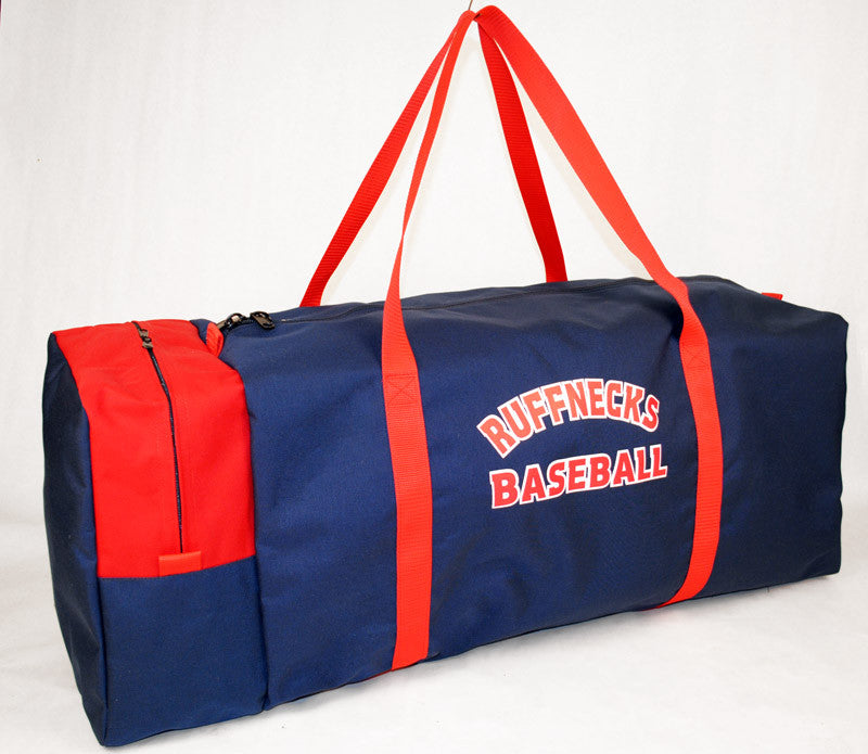 Baseball Gear Bag. Custom Baseball bag