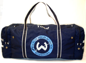Custom Junior Hockey gear bag
