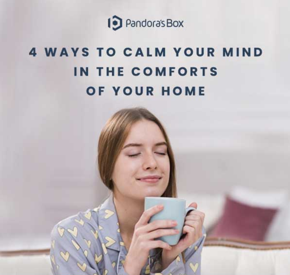 4 Ways To Calm Your Mind