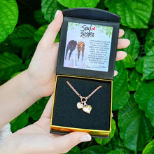 Load image into Gallery viewer, Soul Sisters Boxed Glitz And Love Necklace