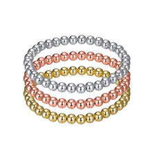 Load image into Gallery viewer, Glitz and Glam Stackable Beaded Bracelet - Medium