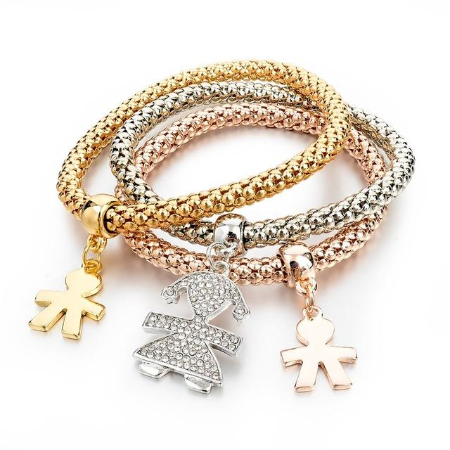 A Mother's Love Bracelet Set